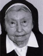 Sr Mary Cunniff
