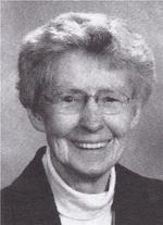 Sister Mary Jones